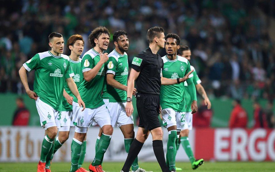 Байерн Мюнхен стигна до финала за Купата на Германия след