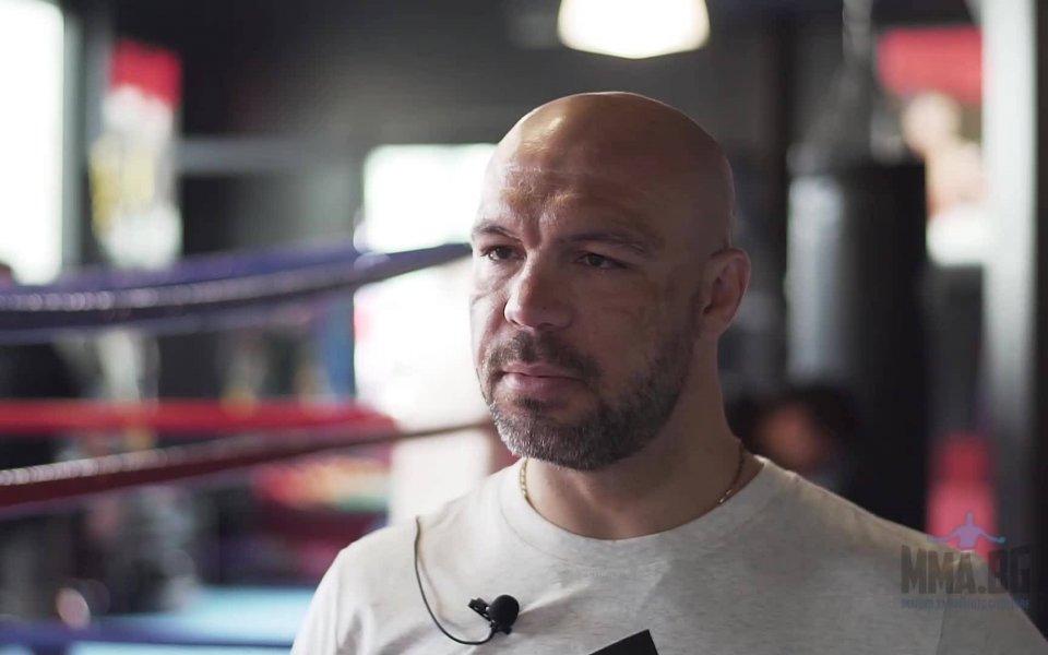 Професионалният боксьор Цветозар Илиев ще се качи на ринга на
