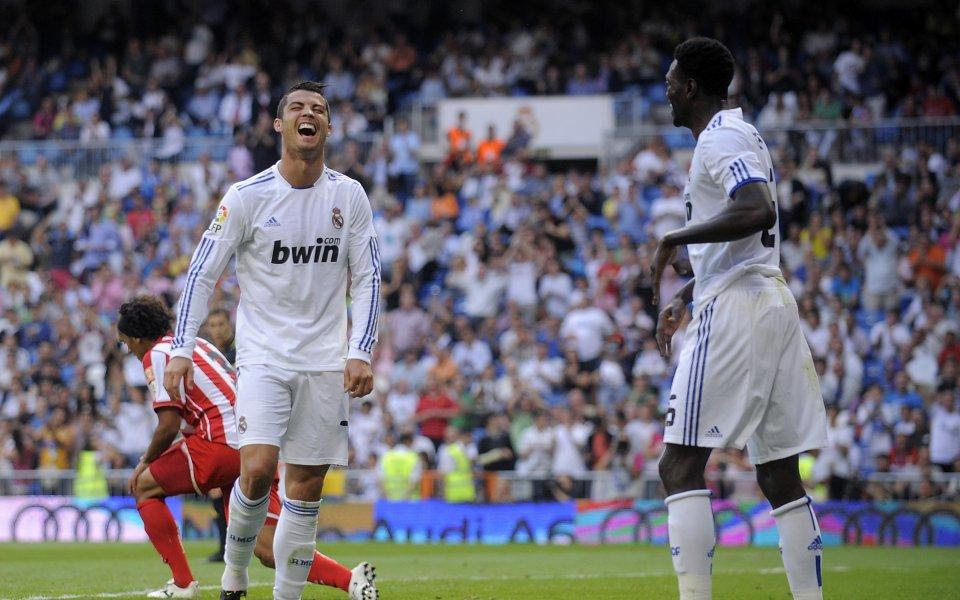 Бившият нападател на Реал Мадрид Емануел Адебайор направи интересни разкрития