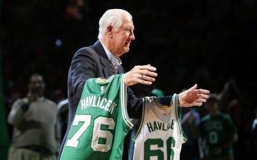Легендарен играч на Бостън почина на 79 години