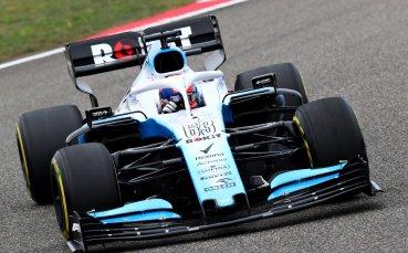 Куриозни проблеми в първата тренировка за Гран при на Азербайджан