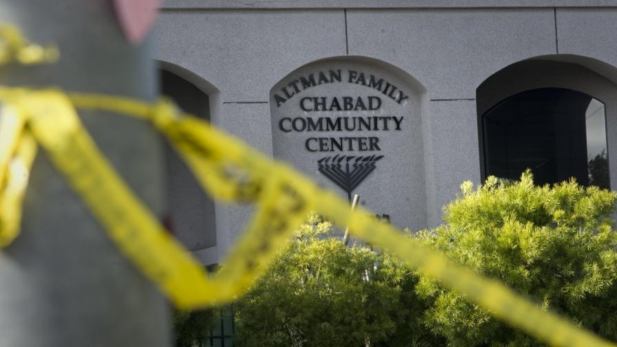 <p><strong>Стрелба</strong> в <strong>синагога</strong> в Калифорния, има жертва</p>