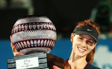 Наредиха Пиронкова сред най-атрактивните в тениса за последната декада