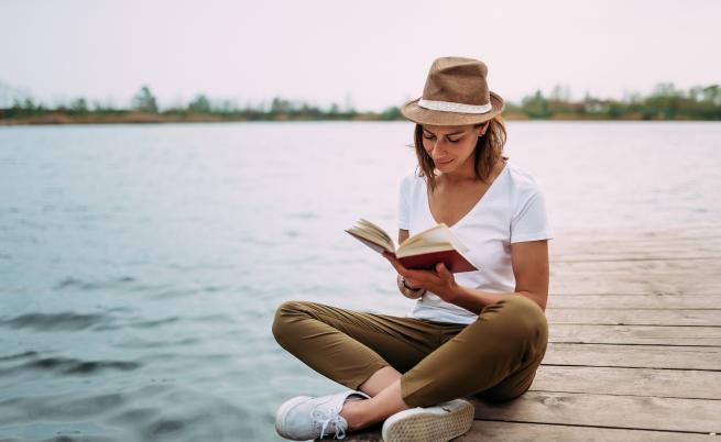 Книгите, които да прочетем през май