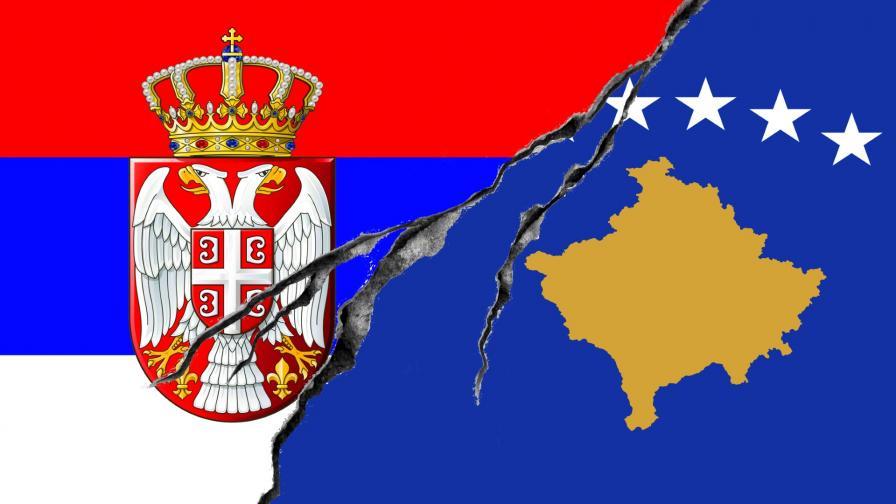 <p>Срещата в Берлин: Няма напредък между Косово и Сърбия</p>