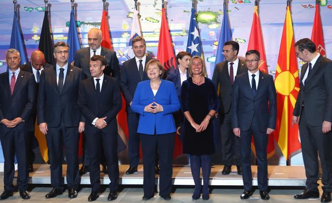 Срещата в Берлин със Западните Балкани