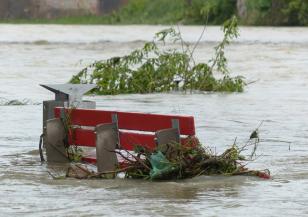Бразилия е обхваната от наводнения