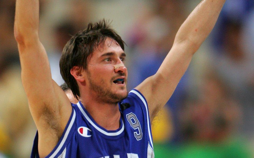 Италианският Динамо спечели ФИБА Къп пред български рефер