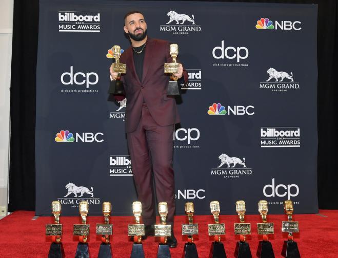 Рапърът Дрейк спечели наградата сп.