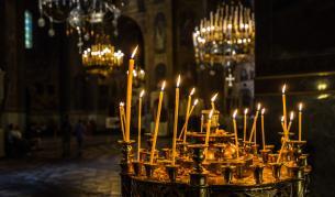 църква свежи празник имен ден