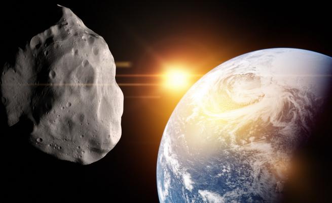 Астероид, кръстен на бог на смъртта, приближава Земята