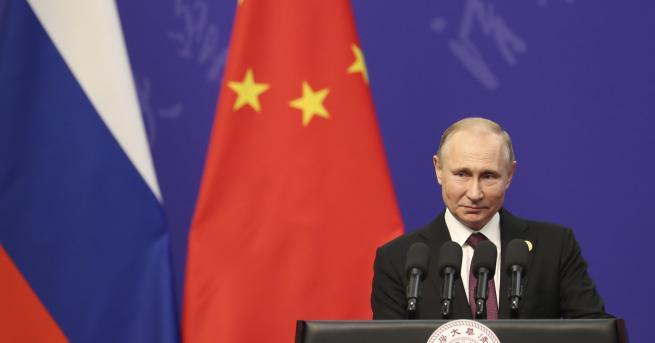 Свят Дейли Телеграф: Брюксел, внимавай: Путин планира да завладее ЕС