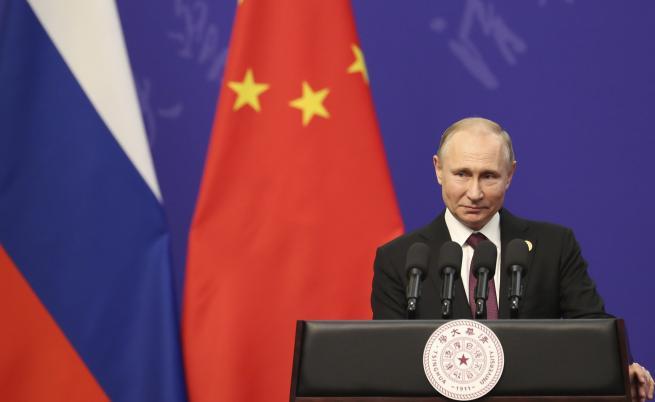 Дейли Телеграф: Брюксел, внимавай: Путин планира да завладее ЕС