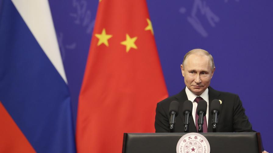 <p>Дейли Телеграф: Путин планира да завладее ЕС&nbsp; &nbsp;</p>