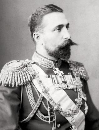 Княз Александър I