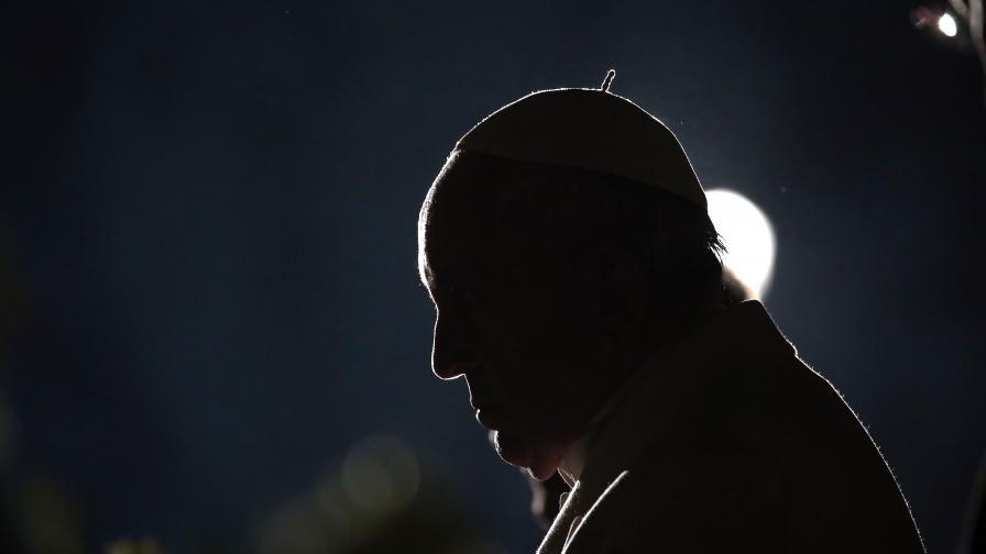 <p>Предпазливото посрещане&nbsp;на папа Франциск на Балканите&nbsp; &nbsp;&nbsp;</p>