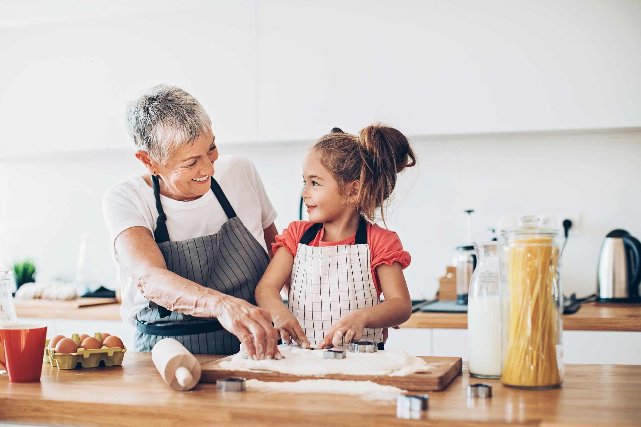 Отнасяйте се с времето в кухнята като със съставка към ястието: Най-добрия съвет, който Лаура е получила от своята баба, е да разпознава времето и да се отнася със същата почит към него, както и с всички съставки, които включва, когато приготвя храната си.