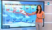 Прогноза за времето (03.05.2019 - централна емисия)
