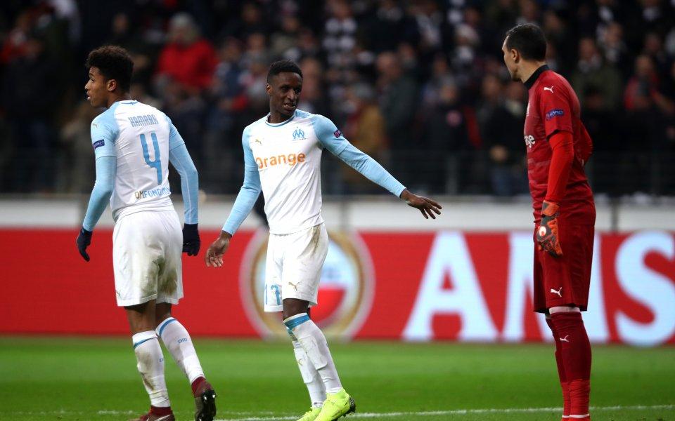 Марсилия изпусна дузпа и успеха срещу Нант