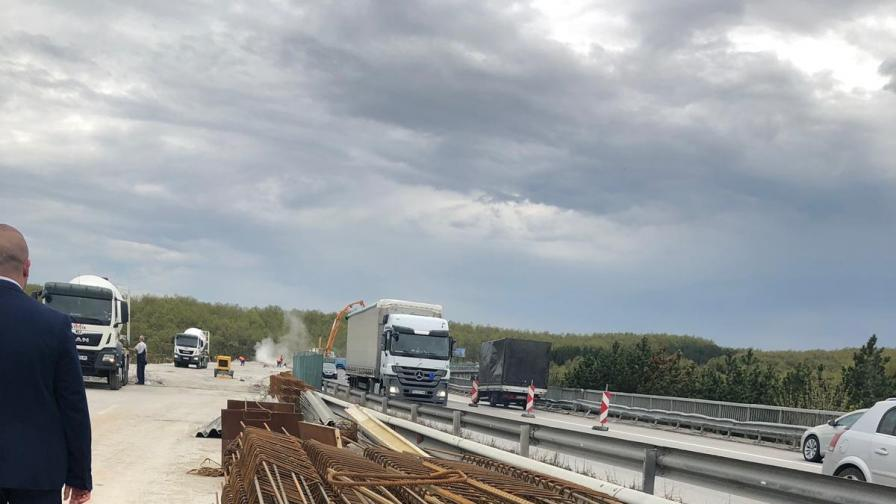 "Инспекция по ""Тракия"", ремонтът готов до 1 юни"