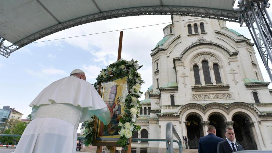 папа патриарх