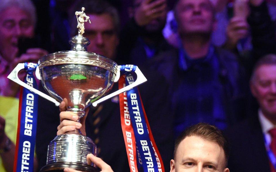 Тръмп е шампион на Северна Ирландия за трета поредна година
