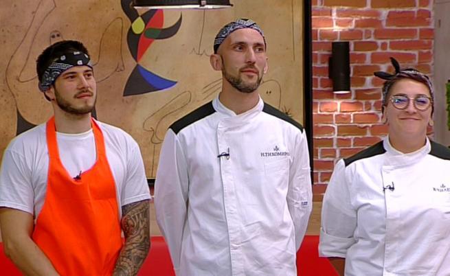 Кой ще се изправи срещу Никола в битка за оставане в Hell's Kitchen