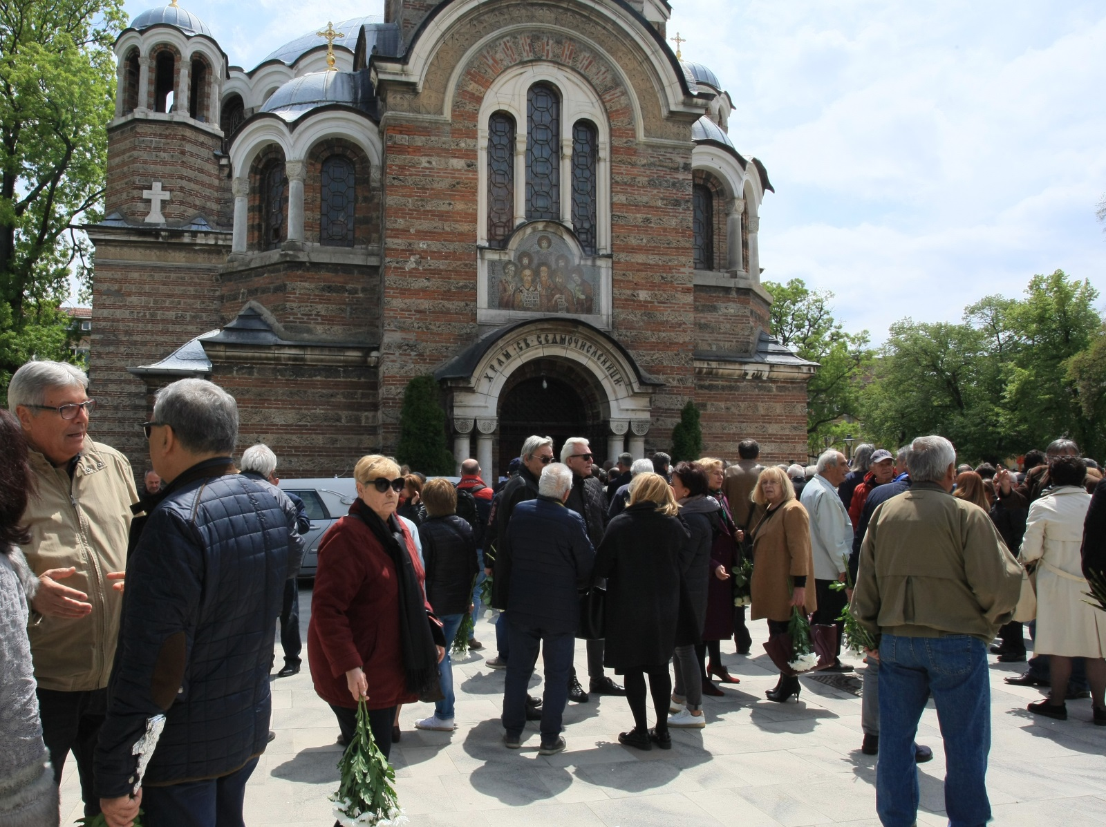 """Днес се сбогуваме с бившия генерален директор на БНР Радослав Янкулов в столичния храм """"Свети Седмочисленици"""". Той почина внезапно на 66-годишна възраст в неделя."""