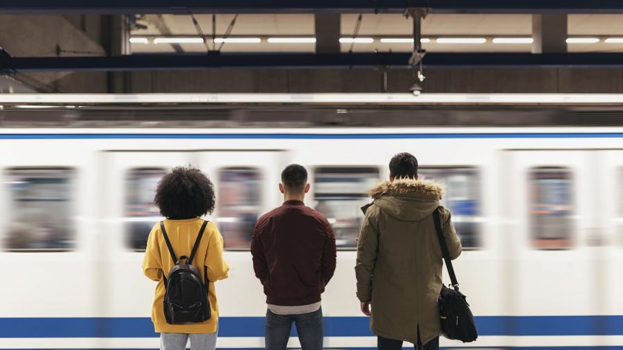 Стартъп влак с младежи пристига от Словения за състезание на идеи