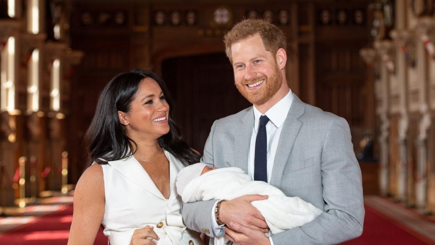 <p><strong>Уволниха журналист</strong> от Би Би Си след туит за бебето на Меган и&nbsp;Хари</p>