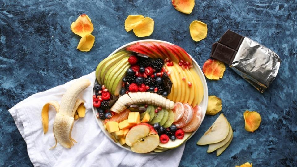 плодове закуска
