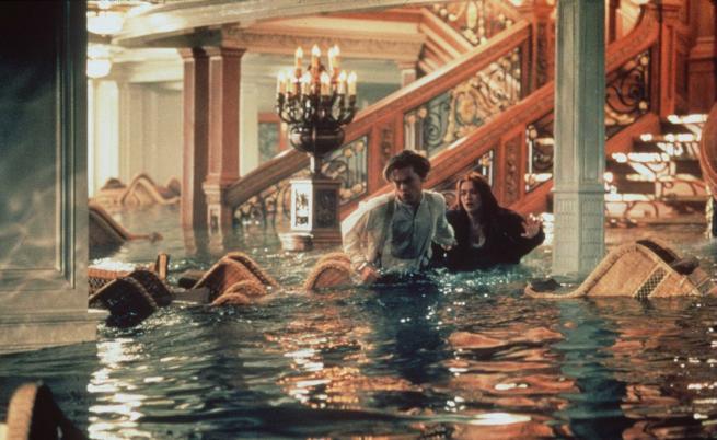 "Джеймс Камерън: Потопихте моя ""Титаник""!"