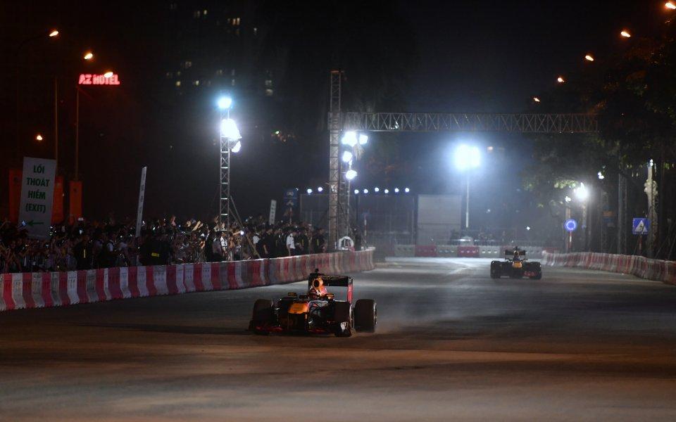 Две от сегашните 21 състезания в календара на Формула 1