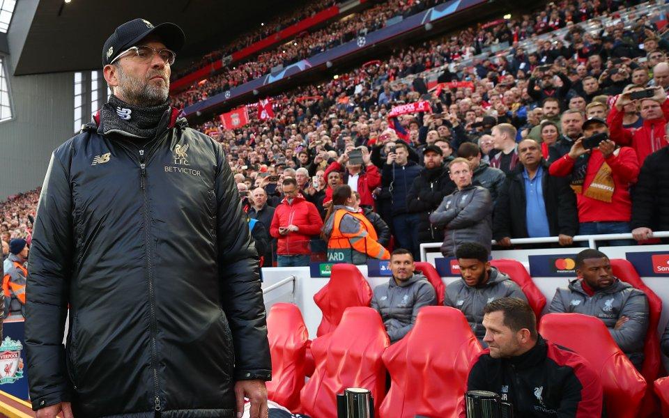 Мениджърът на Ливърпул Юрген Клоп критикува УЕФА за това, че