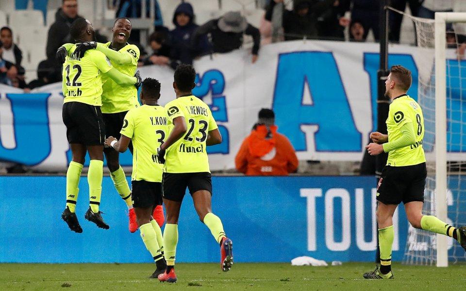 Лил продължава добрата серия във Франция