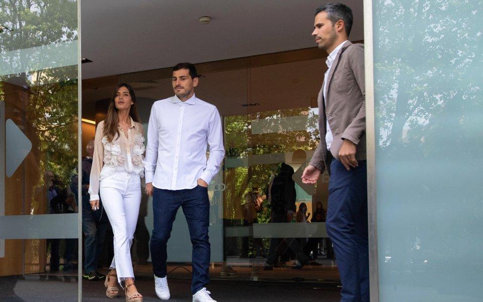 Шефът на испанския футбол иска да отдаде уважение към Касияс