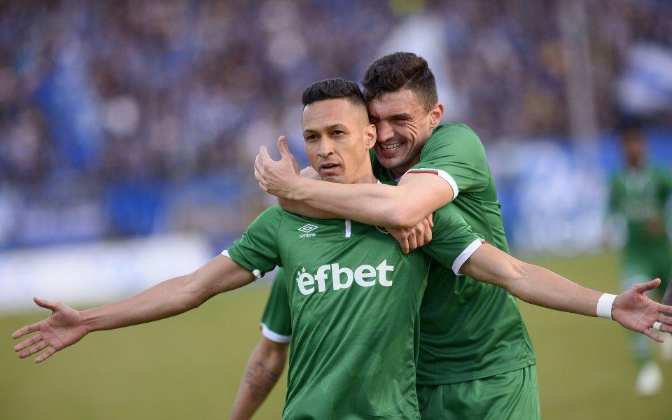 Обрат: Марселиньо намери път към Стойчо Стоев, върнаха го в отбора