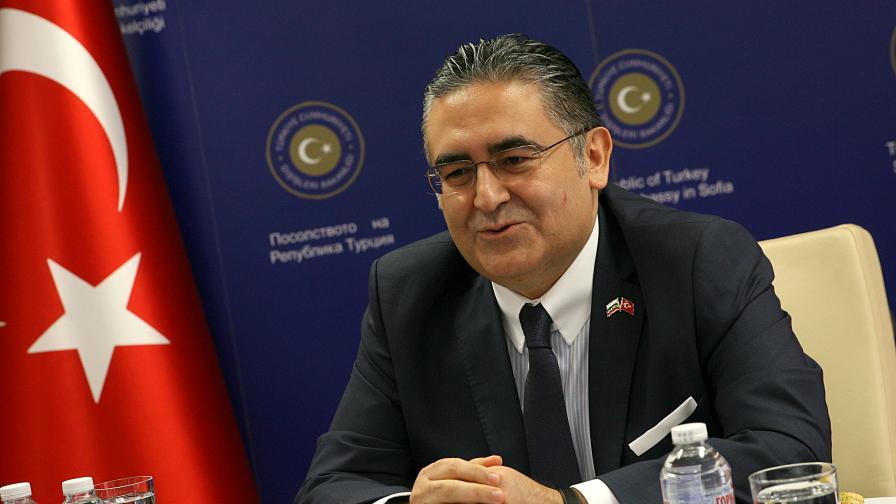 <p>МВнР с остра позиция пред посланика на Турция</p>