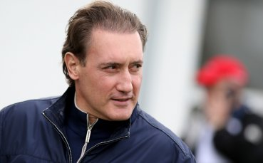 В Германия сравниха Кирил Домусчиев с топмеценати на футбола