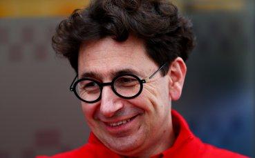 Промени във Ферари, Биното вече не е технически директор