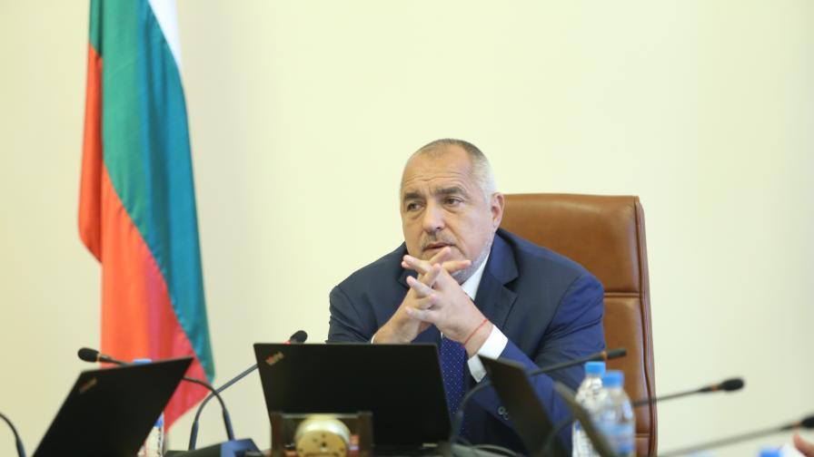 <p>Борисов: Национална <strong>стратегия за детето </strong>няма</p>