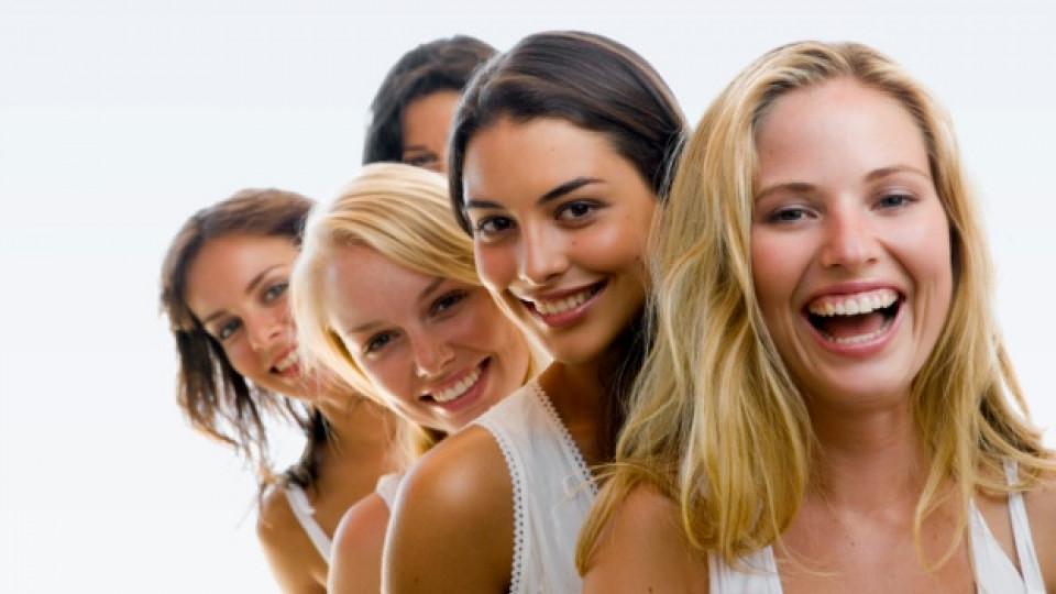Защо плачат и се усмихват жените?