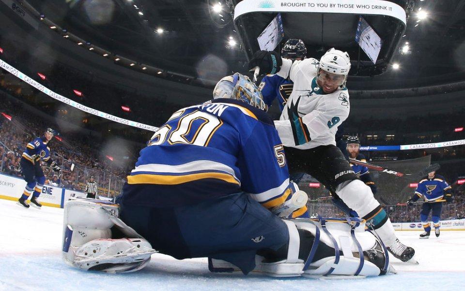 Сан Хосе поведе във финалната серия на НХЛ