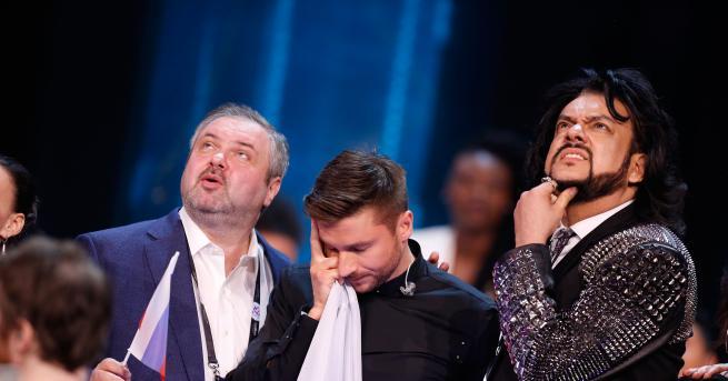 Любопитно Битката на титаните: днес е вторият полуфинал на Евровизия