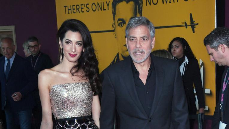 Сияйни заедно: Джордж и Амал Клуни