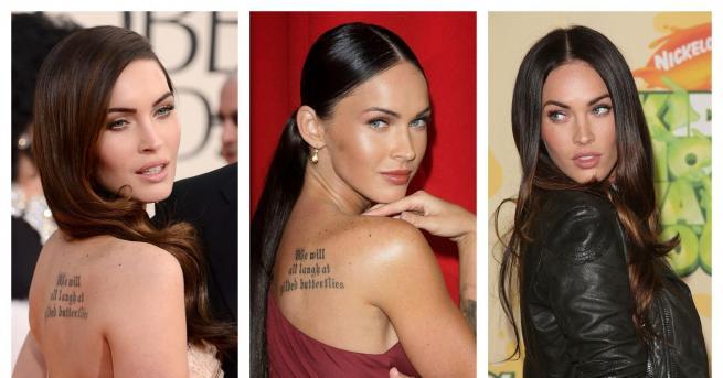 Една от най-сексапилните жени в света –Меган Фокс, е родена