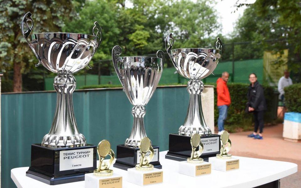 Този уикенд идва тенис турнирът Peugeot