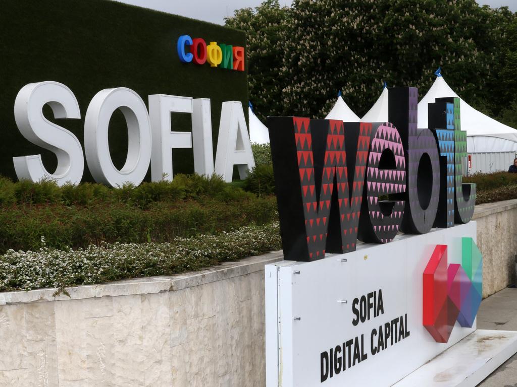 Технологичното изложение Webit Festival Sofia 2019 14-15 май НДК, София