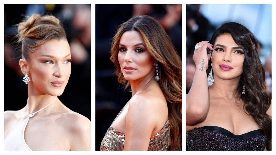 3 красиви жени на кинофестивала в Кан