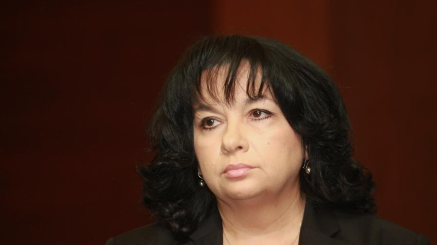 <p><strong>Теменужка Петкова:</strong> Тарифният дефицит в НЕК е свит до възможния минимум</p>
